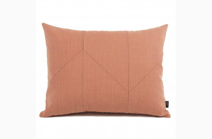 Gaia Melon 60x45 - Orange pude